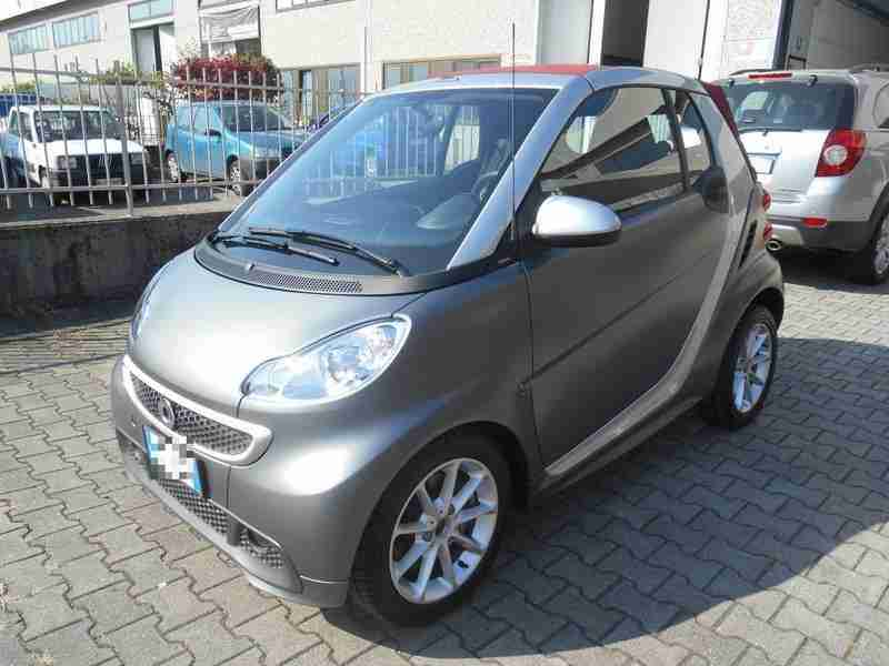 Fortwo usate Milano