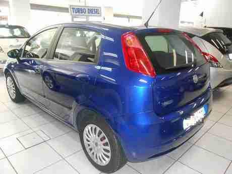 Fiat Grande Punto usata Milano